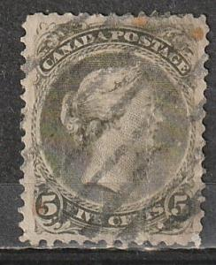 #26 Canada Used Large Queen