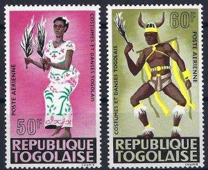Togo C57-58 MLH cv 2.20 BIN $1.25