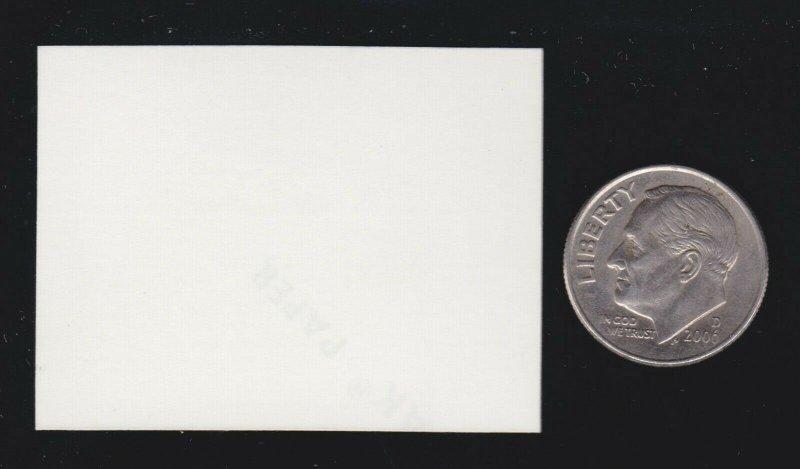 US Vintage Doc's Local Post Model Rocket Mail Photo Proof Cinderella Stamp NG