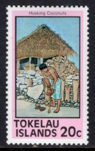 Tokelau 54 MNH VF