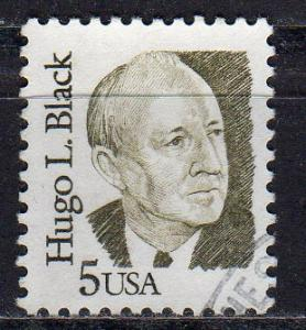 United States 2172 - Used - Hugo L. Black