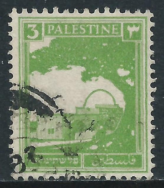 Palestine, Sc #64, 3m Used