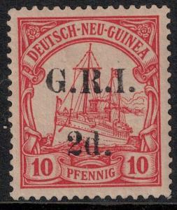 New Britian SC 18 Mint 1914 SCV$ 45.00