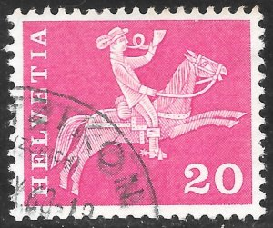Switzerland Used [2090]