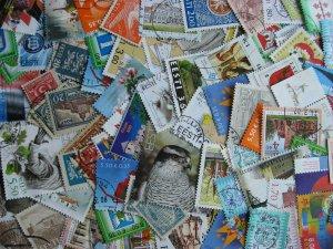 Estonia scrap pile (duplicates, mixed cond) 95 stamps