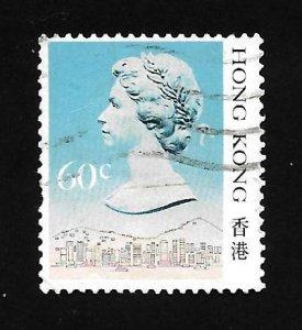 Hong Kong 1988 - U - Type 2 - Scott #493A *