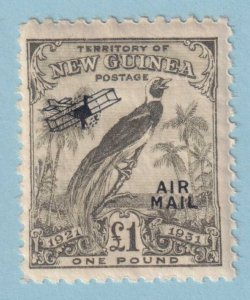 NEW GUINEA C27 AIRMAIL  MINT NEVER HINGED OG ** NO FAULTS EXTRA FINE!