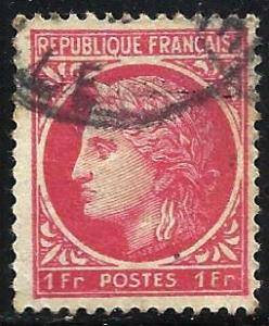 France 1945 Scott# 532 Used