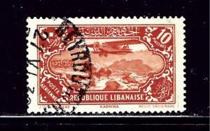 Lebanon C44 Used 1930 issue