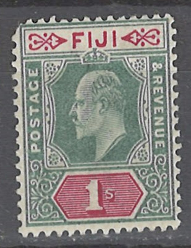 COLLECTION LOT # 2372 FIJI # 67 MH 1903