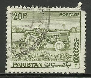 Pakistan 1979 Scott# 463 Used (Top right corner)