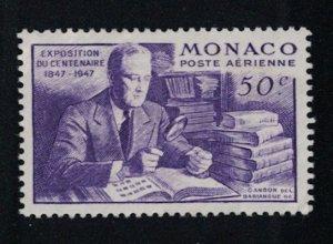 Monaco C16   1947  FDR  MH  SCV  $1.25