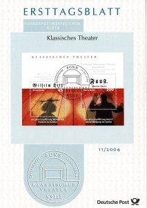 # Scott #2276 Classical Theater: Faust, Wilhelm Tell