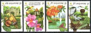 Singapore 1073-1076, MNH. Singapore, a Garden City, 2003