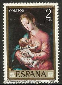 Spain 1970 Scott# 1600 Used