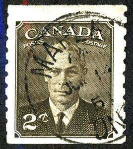 Canada #298 Used