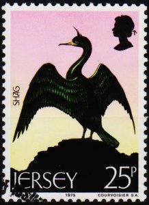 Jersey. 1975 25p S.G.132 Fine Used