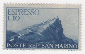 San Marino, SW 338,  MH, 1945-46