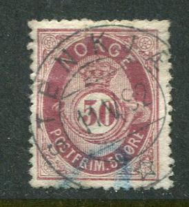 Norway #30 Used Accepting Best Offer
