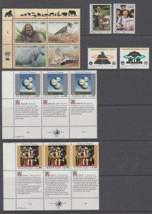 UN Geneva 226-243 Year Set for 1993 MNH VF