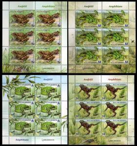2015Belarus1084KL-87KLAmphibians. Frogs. 36,00 €