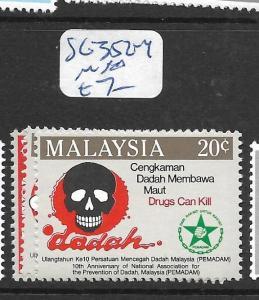 MALAYSIA   (PP2805B)  SG 352-4    MNH