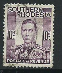 Southern Rhodesia SG 47  VFU