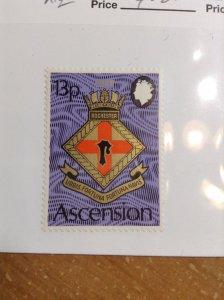 Ascension  # 169  MNH