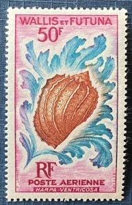 Wallis and Futuna Islands C18 MH (SCV $12.50)