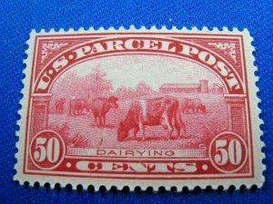 UNITED STATES  1912   -  SCOTT # Q10     MNG                  (U113)