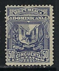 DOMINICAN REPUBLIC 93 MNG ARMS R472