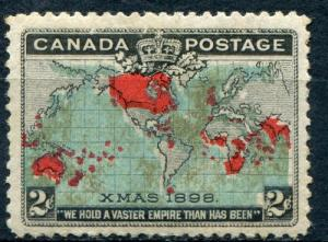 Canada  #86b Mint VF NH   -  Lakeshore Philatelics