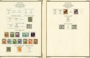 Hungary Stamps 100x + most mint Occupation Clean Selection