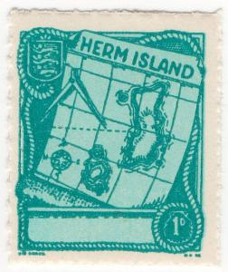 (I.B) Cinderella Collection : Herm Island 1d