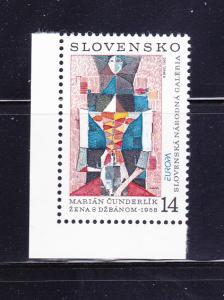 Slovakia 166 Set MNH Europa