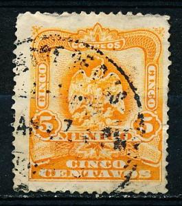 Mexico #307 Single Used