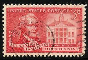 United States 1957 Scott# 1086 Used
