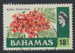 Bahamas  SG 371 SC# 325 Used  flower see scan