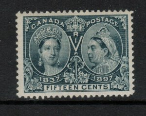Canada #58 Very Fine Never Hinged **With Certificate**