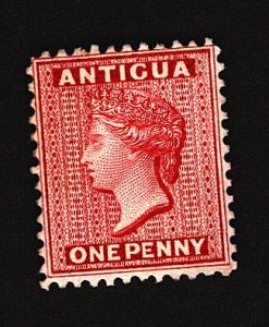Antigua #5 MINT F-VF No Gum Cat $175
