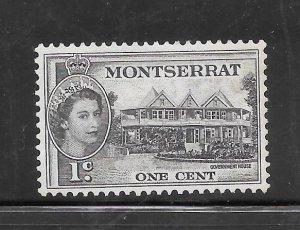 Montserrat #129 MNH Single