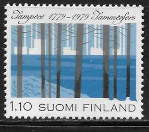Finland 620 1979 200th Tampere single MNH
