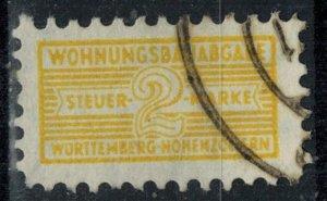 Germany - Occupation Postal Tax - Scott 8NRA4a