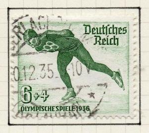 Germany 1935 Early Issue Fine Used 6pf. 302220