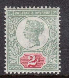 Great Britain #113 VF+ Mint