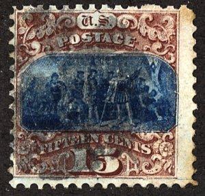 U.S. #118 Used