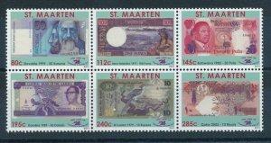 [SM002] St. Martin Maarten 2011 Banknotes Paper Money MNH