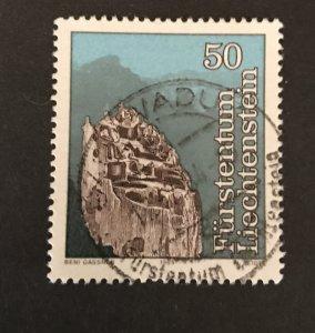 Liechtenstein 1984 #782 Used SCV  $.50