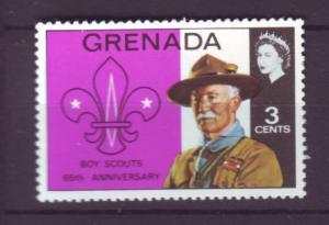 J18119 JLstamps 1972 grenada mnh #471 scouts