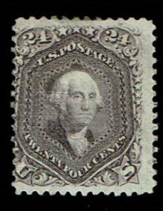 Scott #99 Fine-OG-LH. SCV - $8,500.00